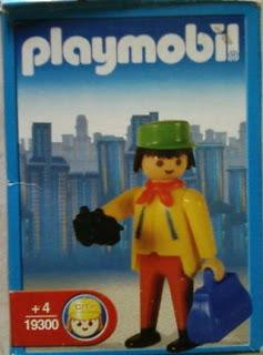 Playmobil 19300-ant - tourist - Box