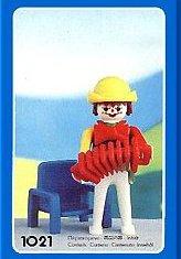 Playmobil - 1021-lyr - Clown musician