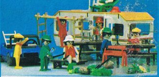 Playmobil - 1604v1-sch - Urlauber Super Luxus Set