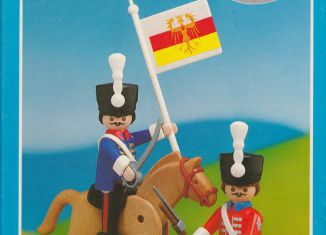 Playmobil - 2017-lyr - Royal Guards