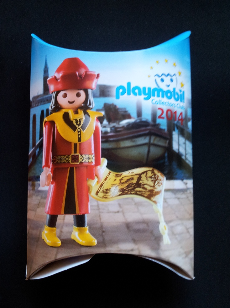 Playmobil 30792423 - Marco Polo - Box