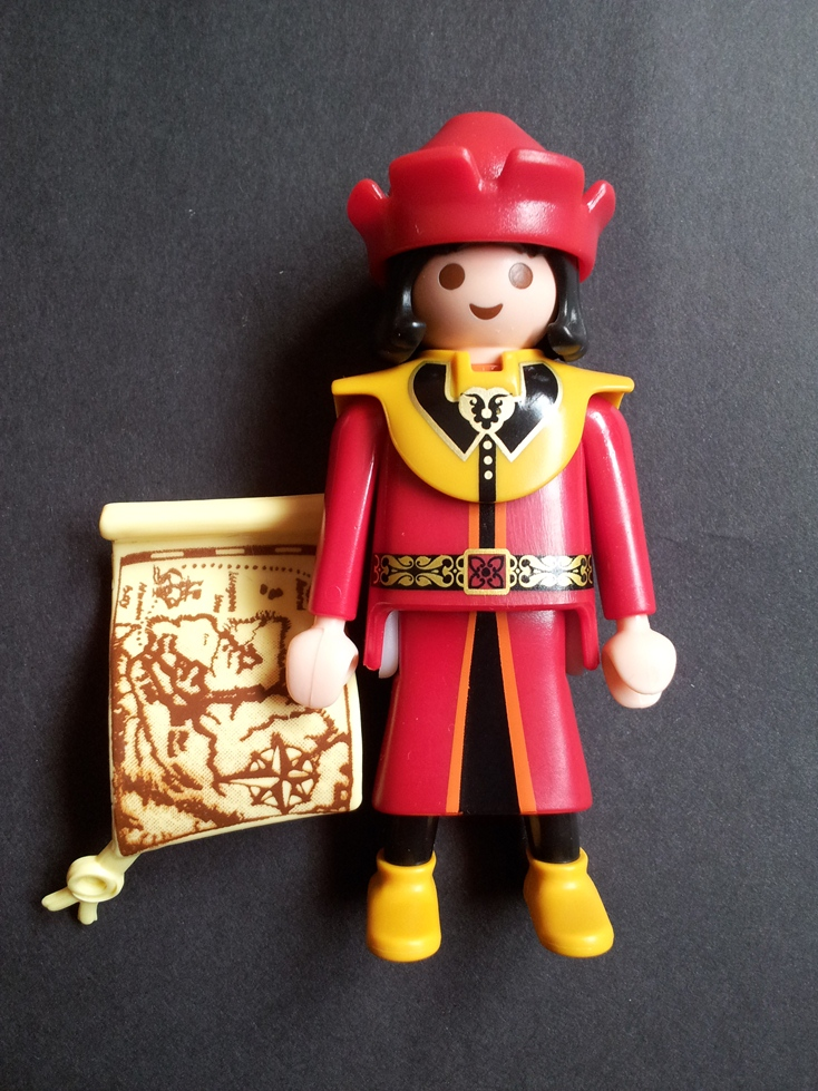 Playmobil 30792423 - Marco Polo - Back