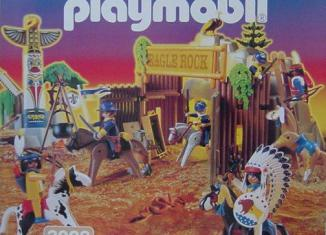 Playmobil - 3028-esp - Adventure - Eagle Rock