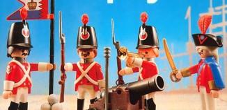 Playmobil - 3054-usa - harbour guard