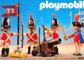 Playmobil - 3054-usa - harbour guard