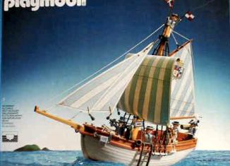 Playmobil - 3055-usa - Schooner Ship