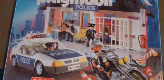Playmobil - 3085 - Adventure - Police*