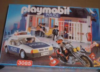 Playmobil - 3085 - Adventure - Police*