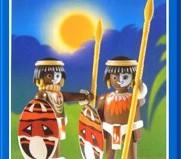 Playmobil - 3089-esp - Natives