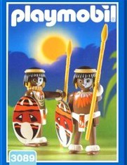 Playmobil - 3089-esp - Natives