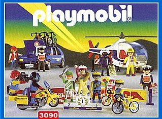 Playmobil - 3090-esp - Vuelta Cycling Tour