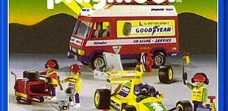 Playmobil - 3091-esp - Formula 1 Racing