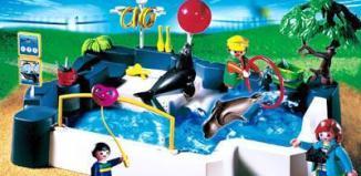 Playmobil - 3135s3 - SuperSet Zoo - Seal Pool