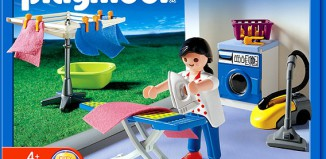 Playmobil - 3206s2 - Laundry Room
