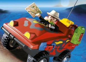 Playmobil - 3216s2 - Amphibious transport