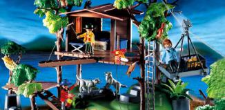 Playmobil - 3217s2 - Expedition Lodge