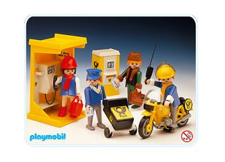 Playmobil - 3231v3 - Post office