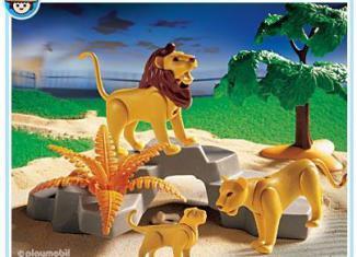 Playmobil - 3239s2 - Lion Pride