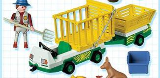 Playmobil - 3242s2 - Zoo-Transporter