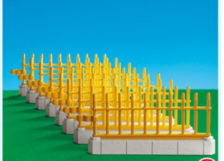 Playmobil - 3252s2 - Zoo Fencing