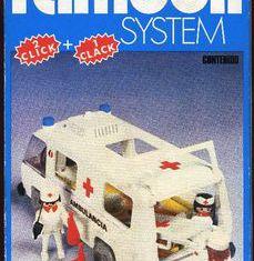 Playmobil - 3254-fam - Ambulance