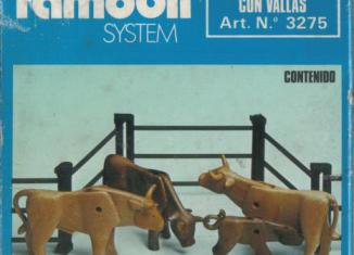 Playmobil - 3275-fam - Cattle