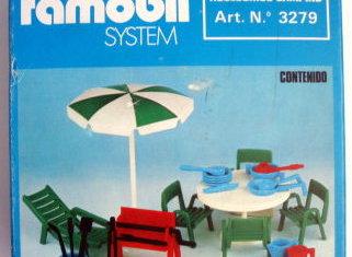 Playmobil - 3279-fam - Complementos Camping