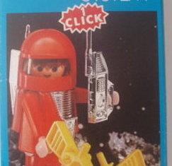 Playmobil - 3301-fam - Astronauta