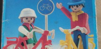 Playmobil - 3310-ger - Couple on Bicycles