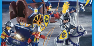 Playmobil - 3314s2 - Treasure Transport