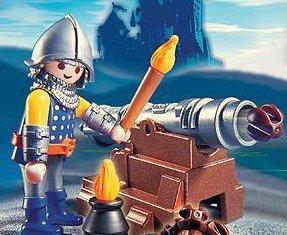 Playmobil - 3316s2 - Canonier