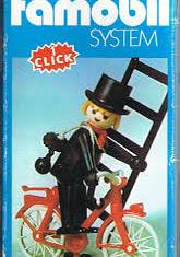 Playmobil - 3316-fam - Chimney Cleaner