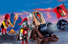 Playmobil - 3320s2 - Dragon Attack Cannon