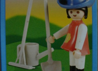 Playmobil - 3323-ant - Farmer