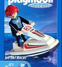 Playmobil - 3326-usa - Jet Ski Racer
