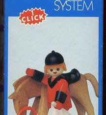 Playmobil - 3326-fam - Jinete