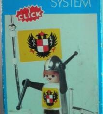Playmobil - 3332-fam - Medieval herald