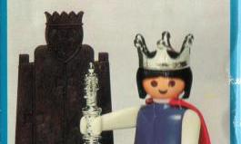Playmobil - 3335-fam - Queen