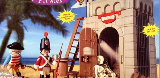 Playmobil - 3351-usa - harbor prison tower