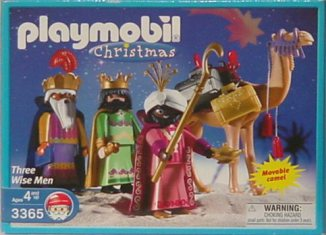 Playmobil - 3365-usa - Three Wise Men