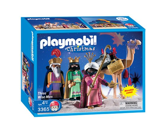 Playmobil 3365-usa - Three Wise Men - Box