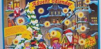 Playmobil - 3368-usa - Advent Calendar - Townsquare Holiday