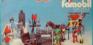 Playmobil - 3405-fam - Knights Super Set