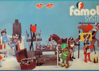Playmobil - 3405-fam - Königshof Super Set