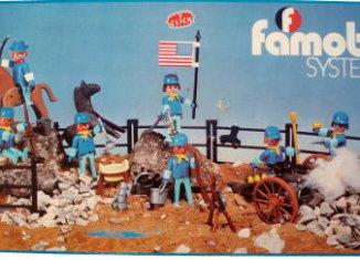 Playmobil - 3408-fam - 7 Soldados 7