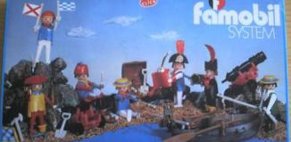 Playmobil - 3410-fam - Pirates Super Set