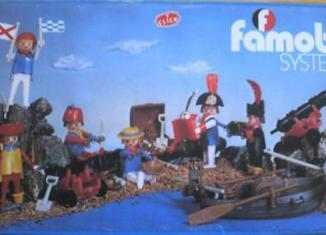 Playmobil - 3410-fam - Pirates Super Set