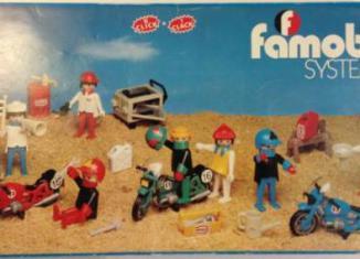 Playmobil - 3412-fam - 7 Motoristas