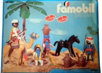 Playmobil - 3415-fam - Beduinos