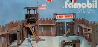 Playmobil - 3420-fam - Fort Union